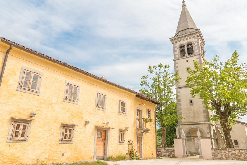 Škocjan church, Slovenia