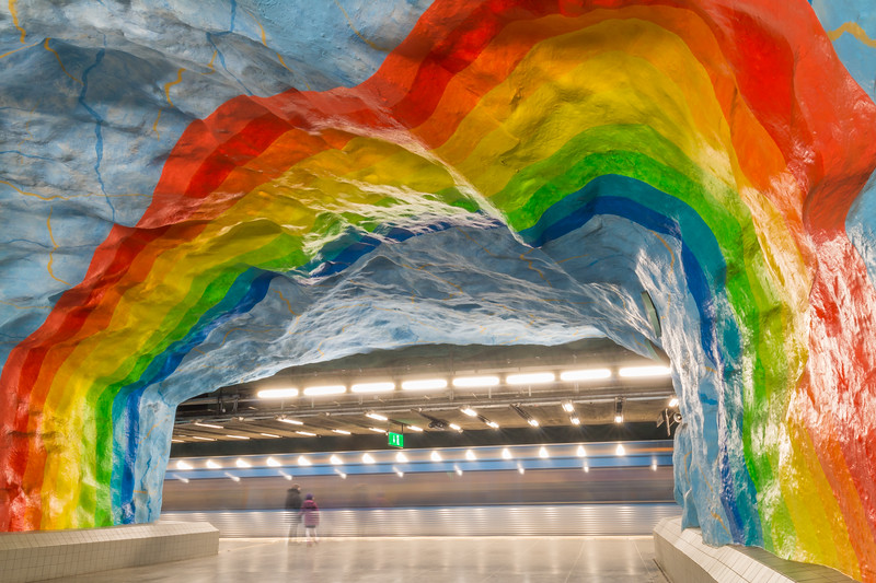 Stadion station, Stockholm