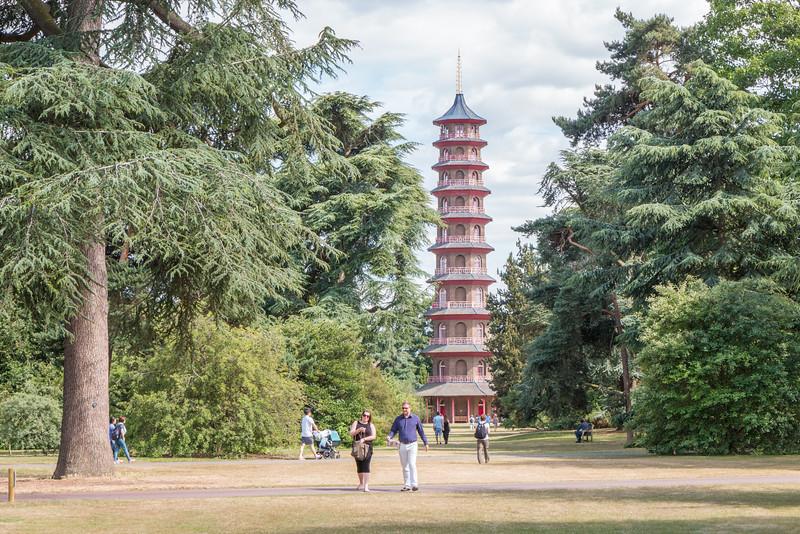 Pagoda, Kew Gardens, London