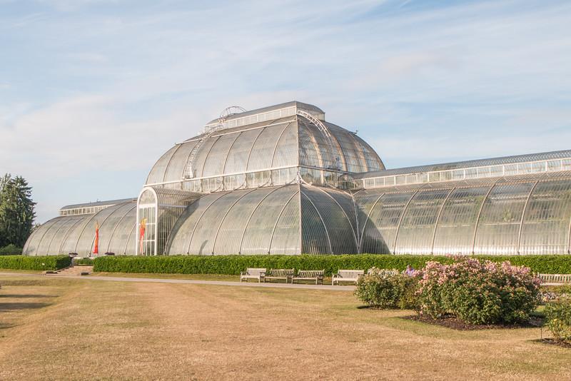 Palm House, Kew Gardens, London