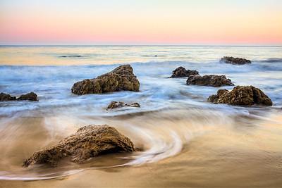 Malibu Rocks  From El Matador Beach in Malibu California.  From the daily photo blog: http://alikgriffin.com