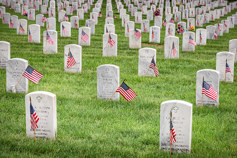Jefferson National Barracks Cemetery 020, 05/25/2015