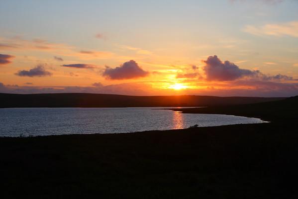 Birsay Moor Sunset