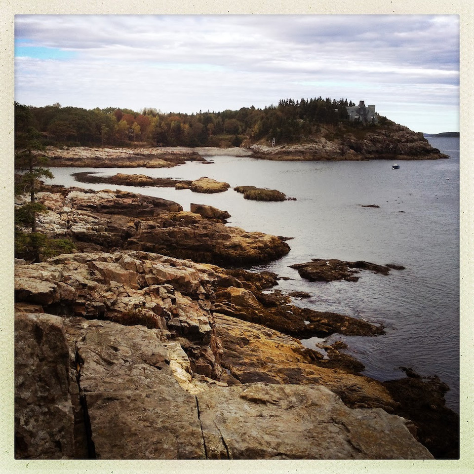 """Shoreline - Acadia National Park, Maine<br /> __________<br /> <br /> I repeat my mantra, """"Be the person I want to be,"""" and calmly ask the service advisor, """"Can you ask them what's going on? Because the plate is really easy to take off."""" She's very sweet and goes out to talk to the mechanics and returns. Seems a nut was stripped because the previous service over tightened it. I settle down a lot but I'm still very aware of the impending large bill. <br /> <br /> Eventually, I talk to the service manager who helped with the nut removal. He's a nice guy. He spoke very clearly about how tight """"someone"""" had torqued down the nut, and how much of a pain it was to remove. I thanked him for his answers.<br /> <br /> Calm is returning to the scene. <br /> <br /> I learned the """"mantra"""" about 15 years ago. I can't remember why I adopted it but having it, saying it to myself, has helped me maintain my cool when things get particularly stressful in critical situations (I'm not just talking about flying, by the way). <br /> <br /> When I was new to flying, if I didn't perform as I thought I should, I was extremely hard on myself. I remember one sim evaluation that wasn't going as well as I wanted. My internal pressure built so much, it was everything I could do to stay focused and still finish the simulator. All that self-applied pressure was not helping - it was actually hurting me."""