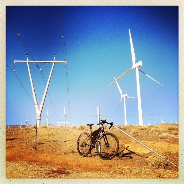 "Bicycle and Windmills - Tehachapi, California<br /> <br /> What I realized during the interview week at NASA was that I wanted to stay in operations. Specifically, I wanted to stay connected to the day-to-day conduct of flying. I wanted to fly and I didn't want to interrupt flying by taking a desk job. I was worried that if I got out of the cockpit I might never be able to get back in. <br /> <br /> What happened at the NASA interview--between medical appointments where I was poked and prodded--I met many many awesome engineers, scientists, astronauts, and support personnel tied to the manned space program. These people were truly world class. Their jobs were important. And, they all were jazzed with what they were doing. The attitudes were infectious - so much so that I got the clear understanding that that was what I wanted to do when I ""grew up."" <br /> <br /> It wasn't so much about being at NASA, which would've been great. No, it was simply being involved with any flying operation that made a difference. I wanted to be around people just like them, who were committed to making something tangible happen. That meant being directly connected to flying. <br /> <br /> Bing! like a light bulb over my head, my path became clear. I didn't need to be on the upwardly mobile career track. Taking such a track would've moved me away from what I wanted. That desk job didn't look appealing in the least. Instead, my epiphany pointed down the path that was exclusively tied to operations. And, it lined up with precisely with what I learned at the NASA interview. <br /> <br /> After pointing myself towards the ""all-fly"" track, incredible job opportunities came my way. I won't bore you with those details except to say that never in my wildest dreams would I have imagined the awesome opportunities I've had, let alone flying cool, awesome missions for the past 15 years. <br /> <br /> Why did I get those opportunities? <br /> <br /> I can trace it back to acquiring a set of clear and simple goals as a result of that interview. Instead of trying to optimize many considerations, having a simple goal that points toward what's really important puts everything else in perspective. The unimportant considerations tend to take care of themselves. The key here is the goal needs to be simple and it needs to be true to you. Once you have that, everything else falls into place like magic. Really, it's amazing. <br /> <br /> I mentor many incredible people. One thing I make clear to them is that having all-encompassing, complicated goals does not make decisions easier or the results better. It's better to have a few simple goals that make a difference to you. That's what I discovered when I went to that NASA interview. (Notice I didn't mention anything about what other people might want you to do. That's an entirely different subject.) <br /> <br /> If you don't have a simple direction that will drive everything, search for one. From that, everything else will fall into place. <br /> <br /> Cheers<br /> <br /> Tom"