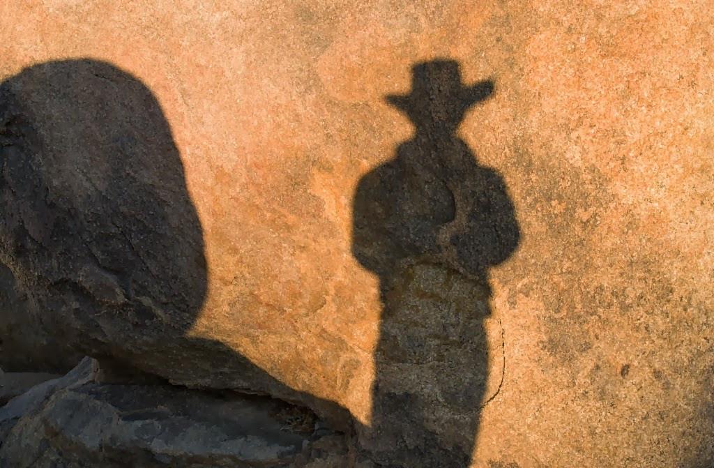 Self Portrait - Alabama Hills, California<br /> __________<br /> <br /> Cheers<br /> <br /> Tom