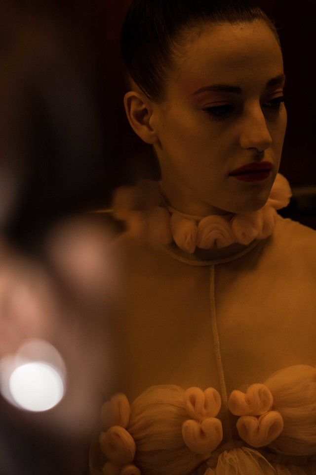 Pam Hogg -London Fashion Week SS18  Photos Horaczko Photography London -0823