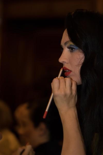 Pam Hogg -London Fashion Week SS18  Photos Horaczko Photography London -0815