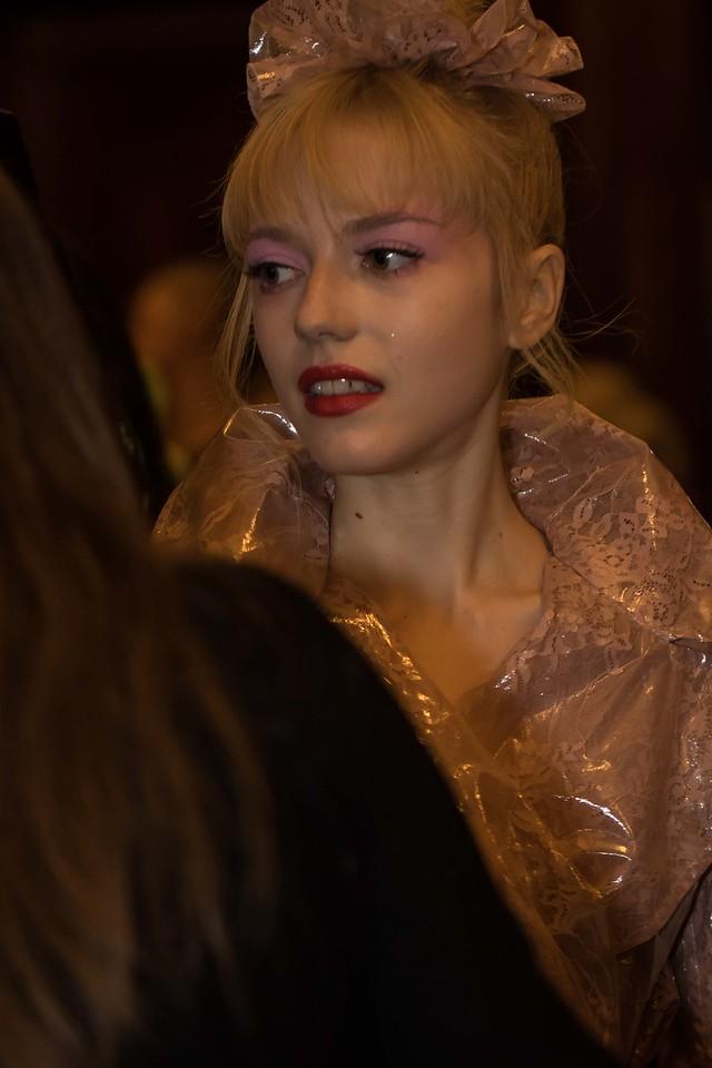 Pam Hogg -London Fashion Week SS18  Photos Horaczko Photography London -0820