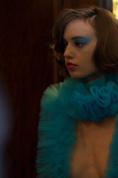 Pam Hogg -London Fashion Week SS18  Photos Horaczko Photography London -0831