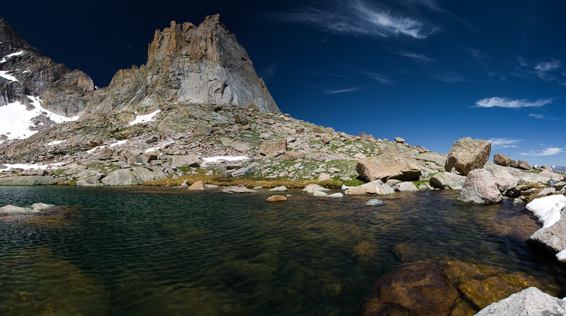 Green Lake and Spearhead<br /> 4 images