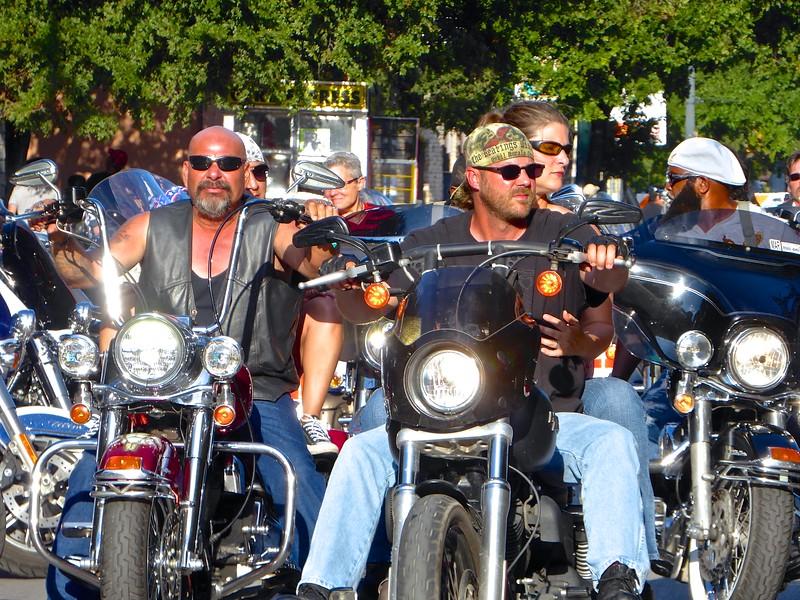 6th Street Bikers, ROT Rally 2016 - Austin, Texas