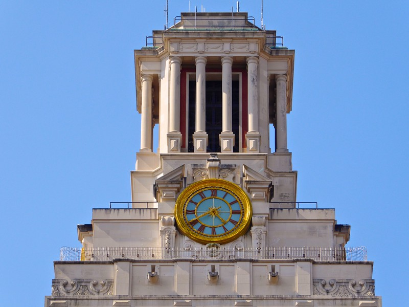 University of Texas Tower (200 mm)