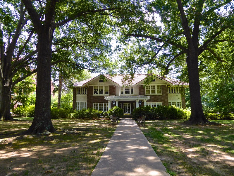 Ellis Hall, Hendrix College - Conway, Arkansas
