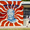 Willie for President, South Congress Avenue - Austin, Texas