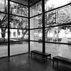 Etched Window Wall, Harry Ransom Center - Austin, Texas