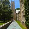 Haliberton Tower, Rhodes College - Memphis, Tennessee