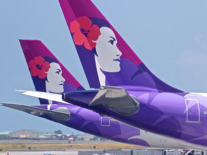 Hawaiian Tail - Honolulu, Hawaii