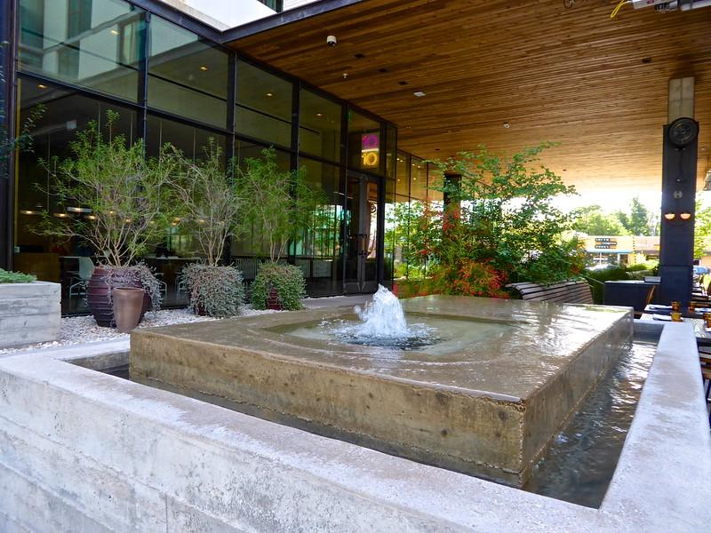 Courtyard, South Congress Hotel - Austin, Texas