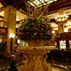 Peabody Hotel Interior - Memphis, Tennessee