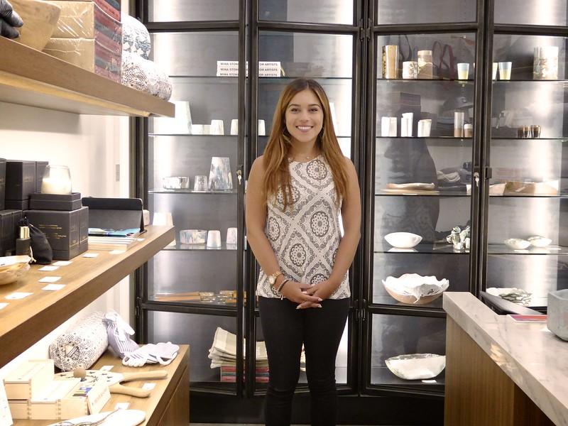 Julia at the Lobby Shop, South Congress Hotel - Austin, Texas