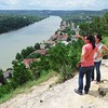 Taking in the View, Mount Bonnell - Austin, Texas