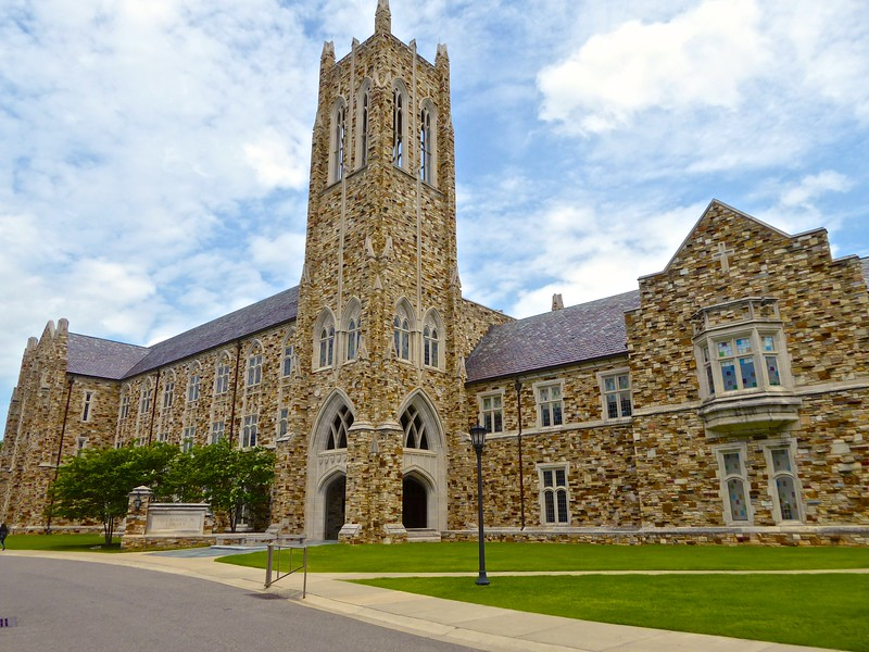 Library, Rhodes College - Memphis, Tennessee
