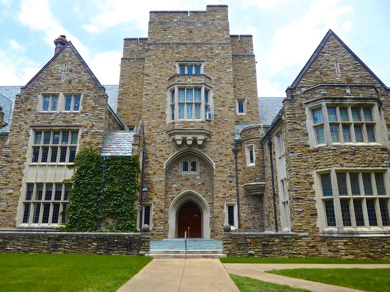 Palmer Hall, Rhodes College - Memphis, Tennessee