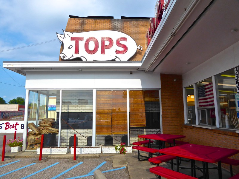 Topu0027s Bar B Q   Memphis, Tennessee