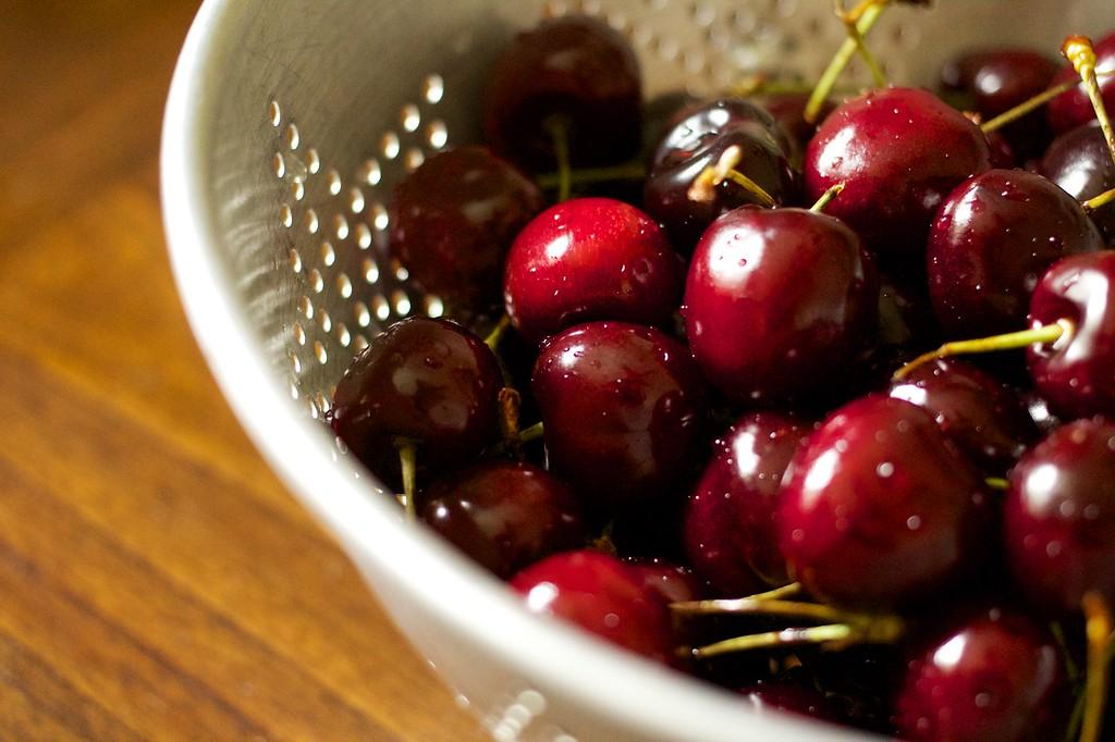 Public Market Cherries