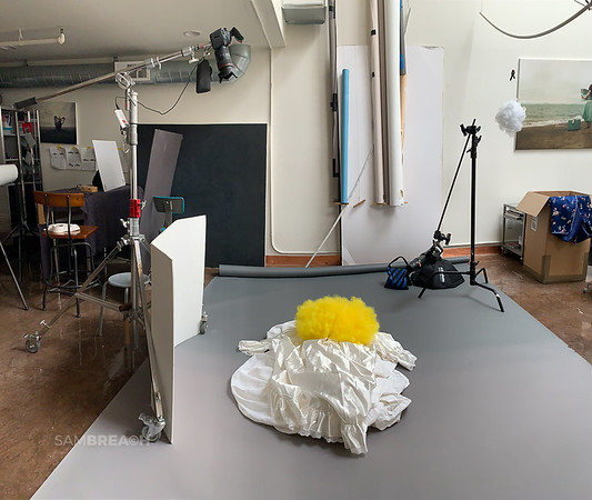 Behind the Scenes of the Egg Shoot