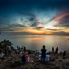 a popular sunset viewing spot in the city of Rawai