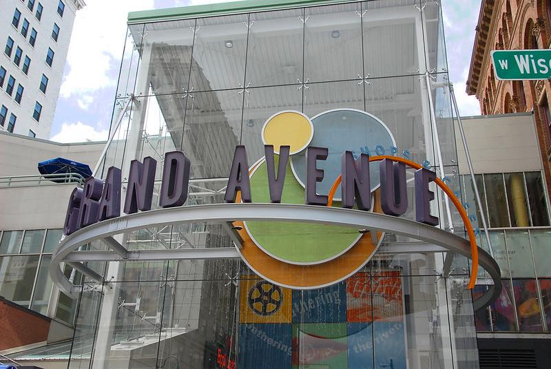 Grand Avenue Mall in Milwaukee