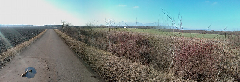 Landscape near home <br /> Taken with my new htc touch cruise and transferred via wifi and mail