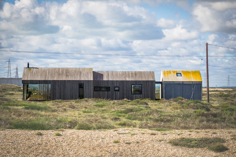 Pobble House, Dungenouness by Guy Holloway Architects