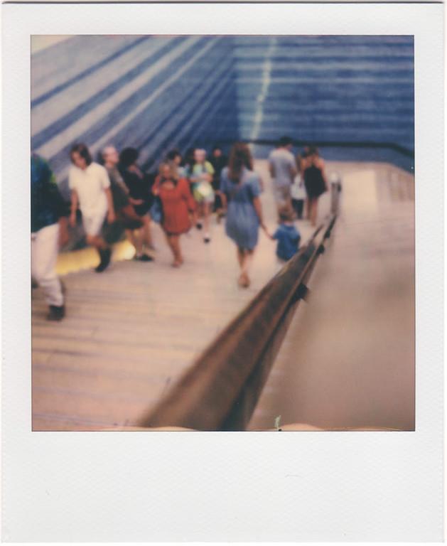Blanton Stairway - Austin, Texas