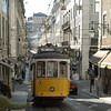 Tramlijn 28, een van de meest typische beelden van Lissabon
