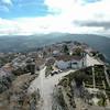 Marvao, Zicht op het dorp vanop het kasteel