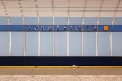 Vysocanská