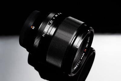 Fujinon XF 56mm f1.2 R Lens