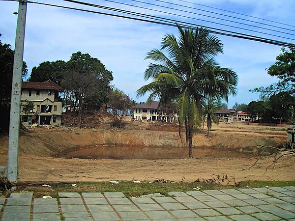 Tsunami Relief - Phuket & Khao Lak, Thailand, 2005