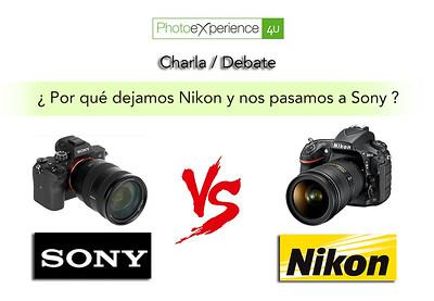 Sony vs Nikon