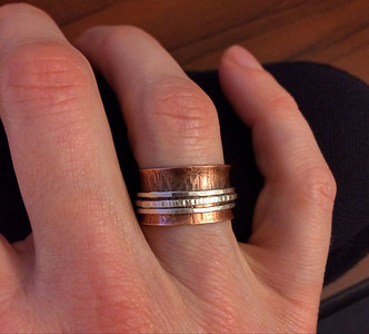 Class stacked ring