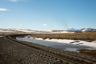 Railroad to Pikes Peak