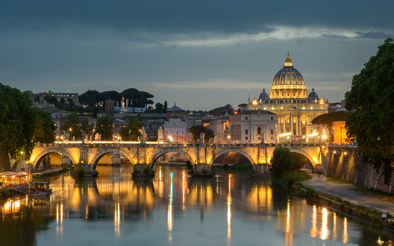 The Bridge and the Dome