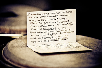 Sample Personal Wedding Vows on Personal Sample Wedding Vows Ideas