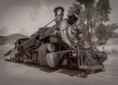 Silverton Train