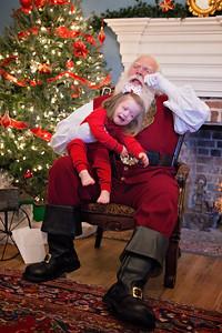 2015 Santa Clause Photos by Kira