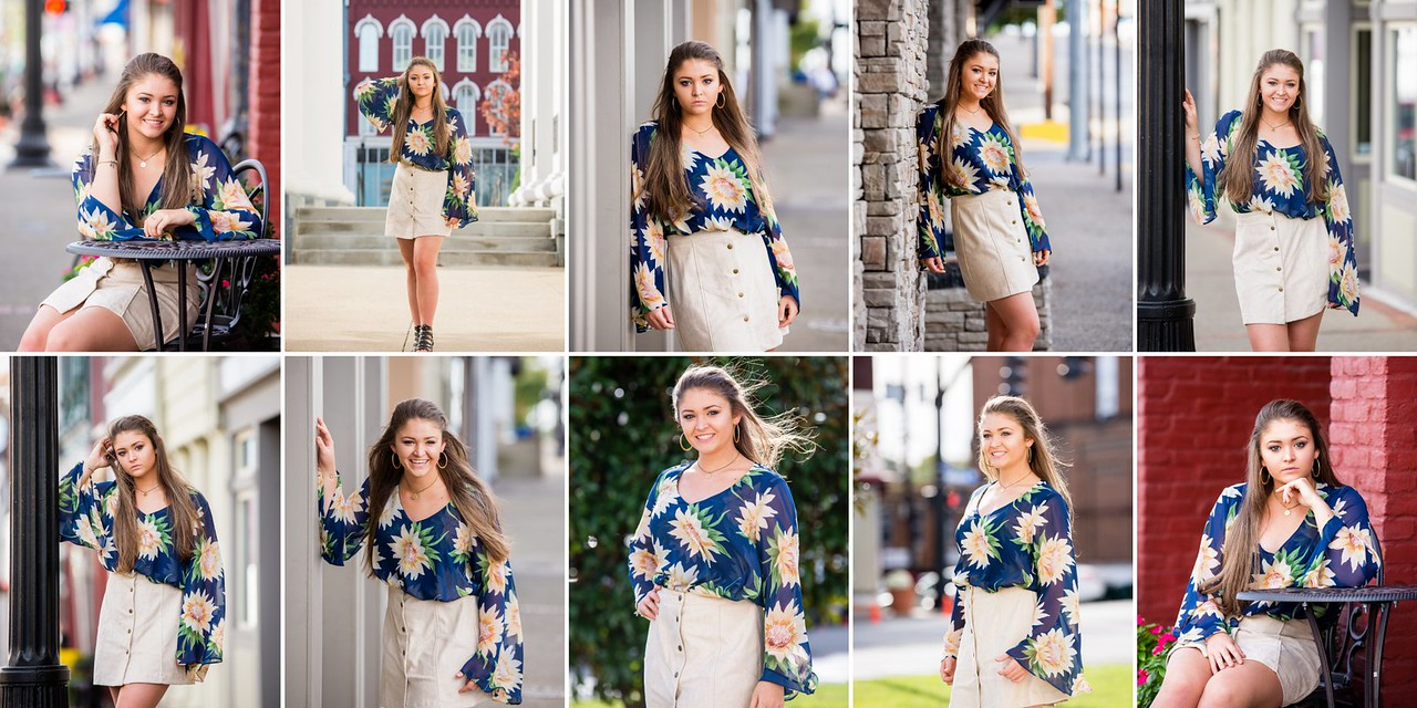 Savannah Cruse, MCHS Senior, Class of 2018