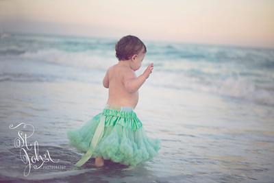 Sea... That Mermaid returning to her ocean.